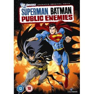 Superman Batman: Public Enemies (Amazon.co.uk Exclusive) [DVD]